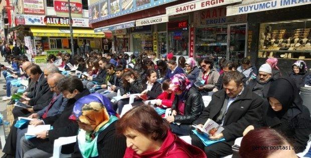 Photo of Samsat'ta Kütüphaneler Haftası Kutlandı