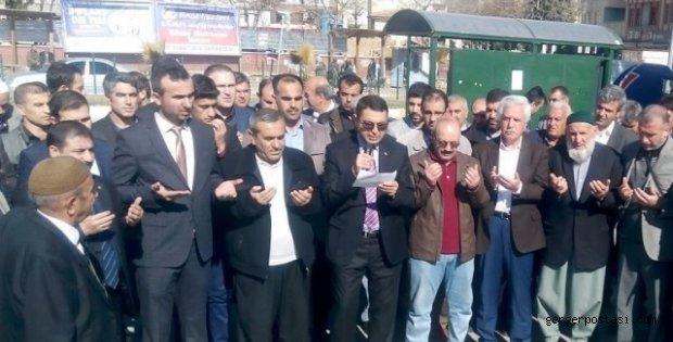 Photo of STK'lar Kahta'da Terörü Protesto etti