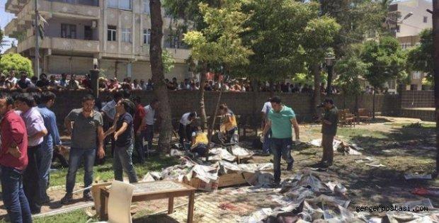 Photo of Suruçta Katliam : 31 Ölü 104 Yaralı