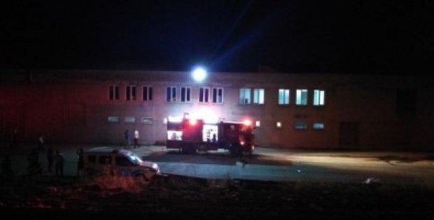 Photo of Tekstil Fabrikasındaki Yangın Korkuttu