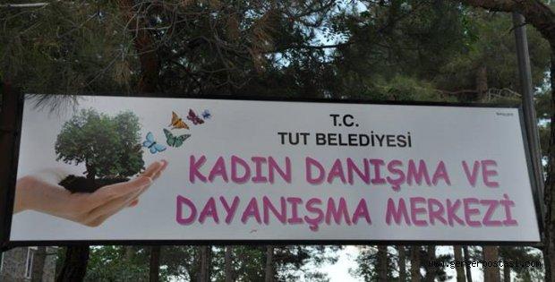 Photo of Tut İlçesinde Kadın Danışma ve Dayanışma Merkezi Kuruldu