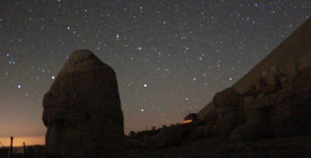 Photo of Yıldızlar Nemrut Dağında Daha Güzel İzleniyor